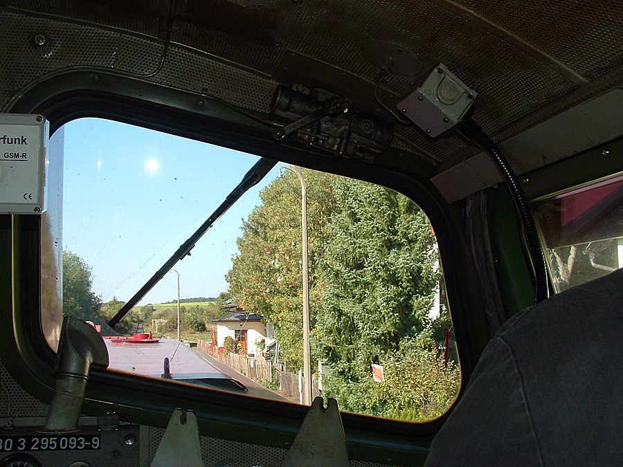 Ankunft Schopfloch am 25.9.16