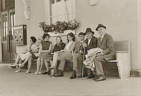 Bhf DKB Sitzbank 1966