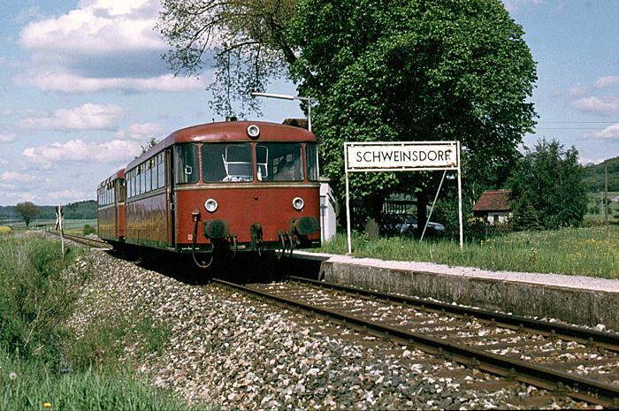 798  Haltepunkt Schweinsdorf