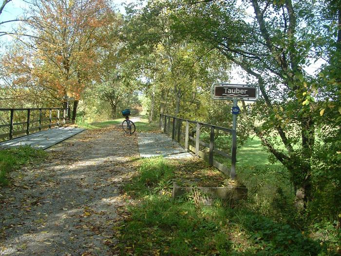 Tauberbrücke bei Diebach
