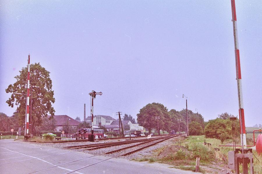 Bahnübergang Luitpoldstraße vor 1979