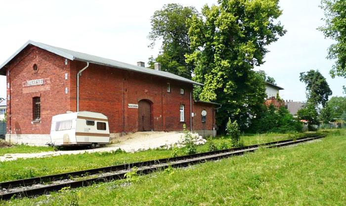 Wallerstein Güterhalle