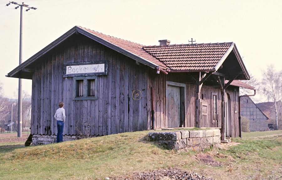 EG Bockenfeld ca. 1977