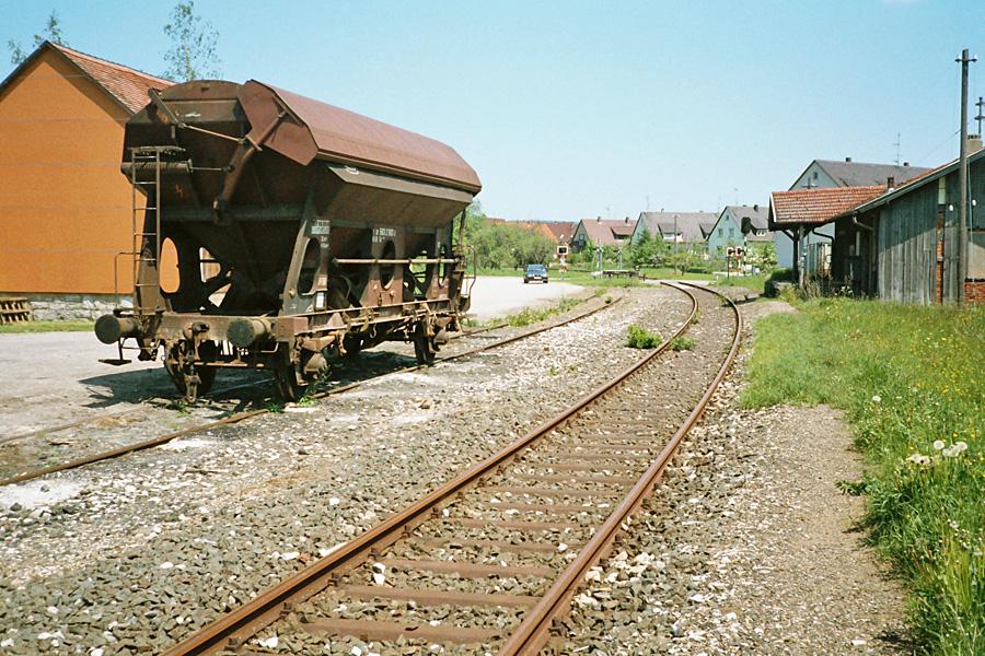 Gebsattel 1985