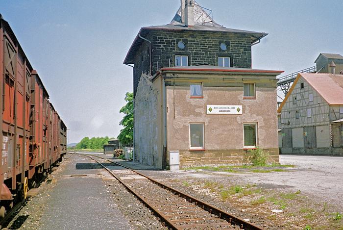 Rothenburg 1985 Wasserhaus