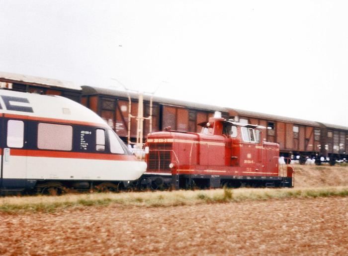 403 005-2 in Rothenburg 1975