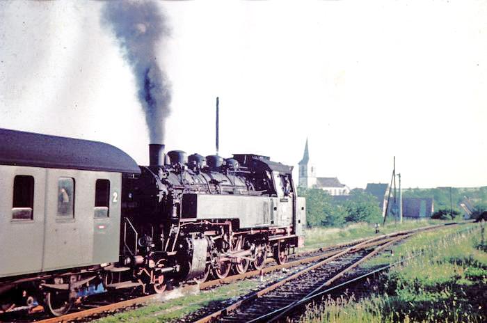 BR 86 in Gebsattel