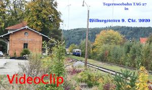 Wilburgstetten am 9.10.2020 TAG27 Viideo