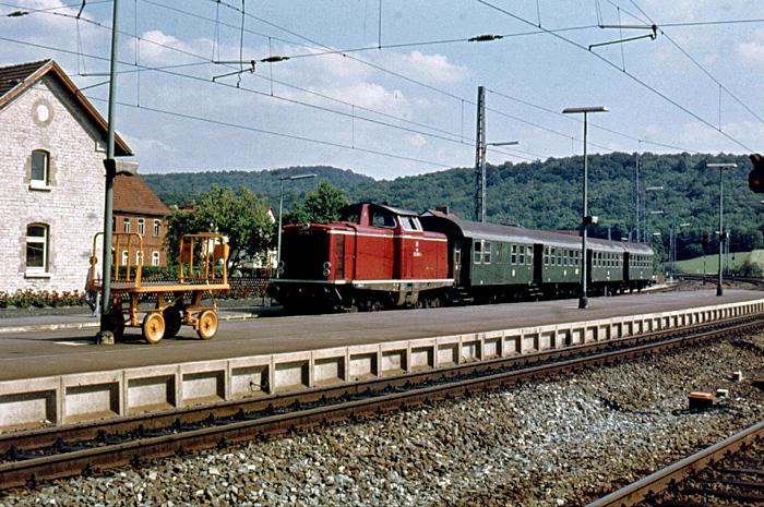 211 in Steinach um 1975