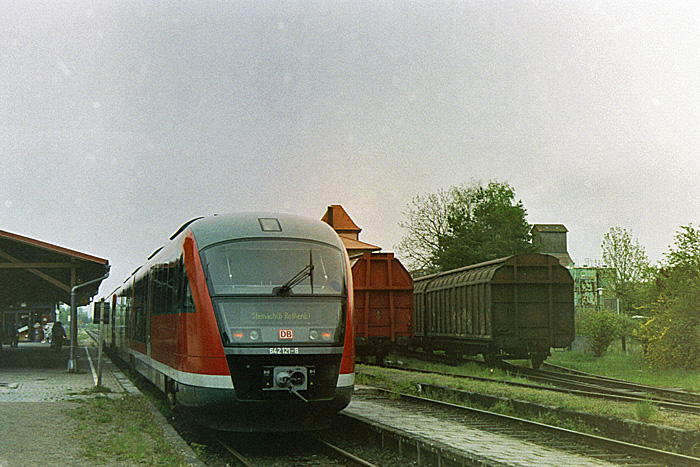642 121-8 in Rothenburg 2002