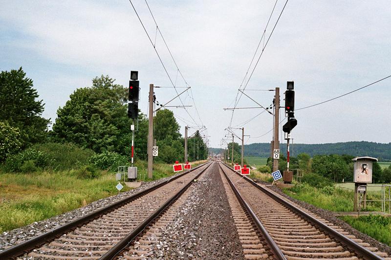 Sperrung Dombühl 2017