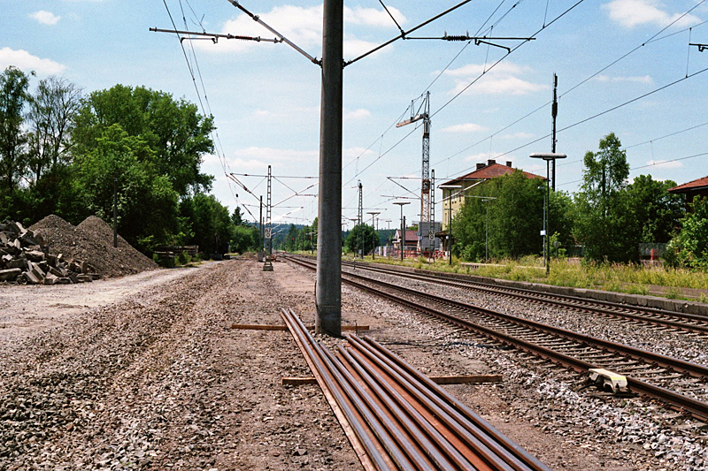 Gleis 4 Dombühl 2017