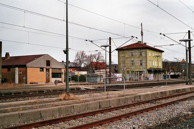 Baustelle Dombühl 3.3.2017