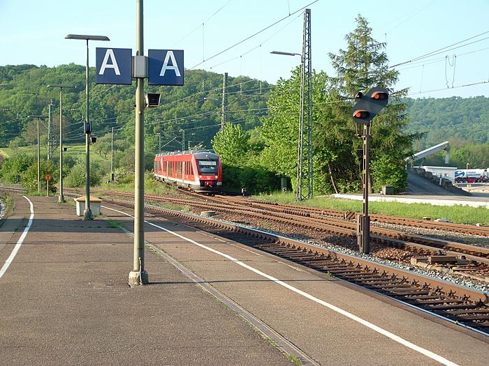 Mai 2010 in Steinach