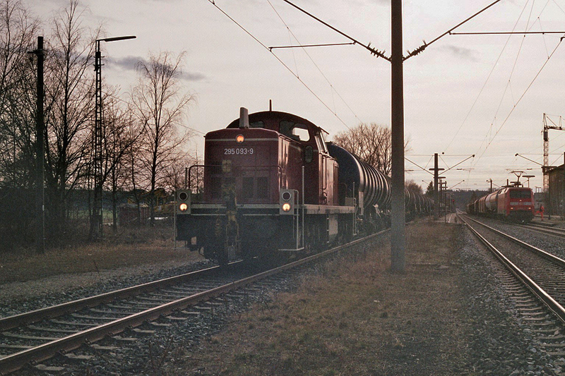 Kesselwagenzug Dombühl 11.3.17 - Bild MR