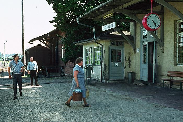 Wilburgstetten 3.8.1984