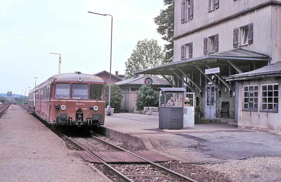 515er in Feuchtwangen 1984