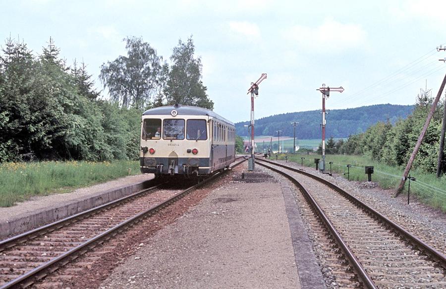 Wilburgstetten 1984