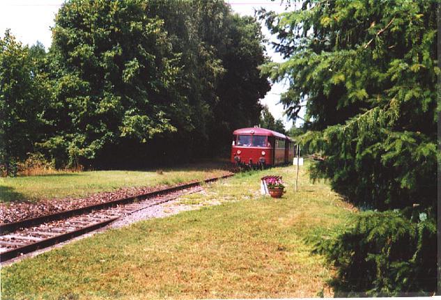 VT 98 des BEM in Schopfloch
