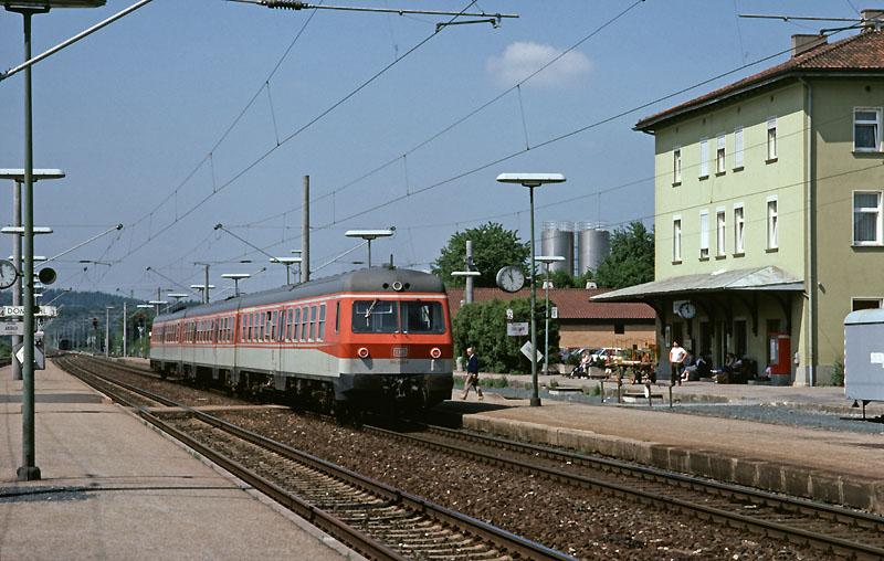 Dombühl 1984