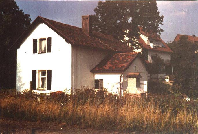 Schopfloch August 1985
