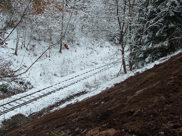 Brücke am 17.11.2007