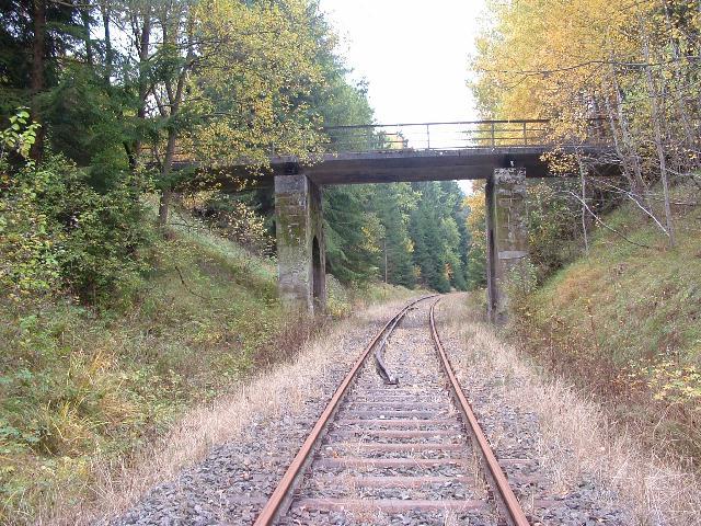 Brücke am 26.10.2007