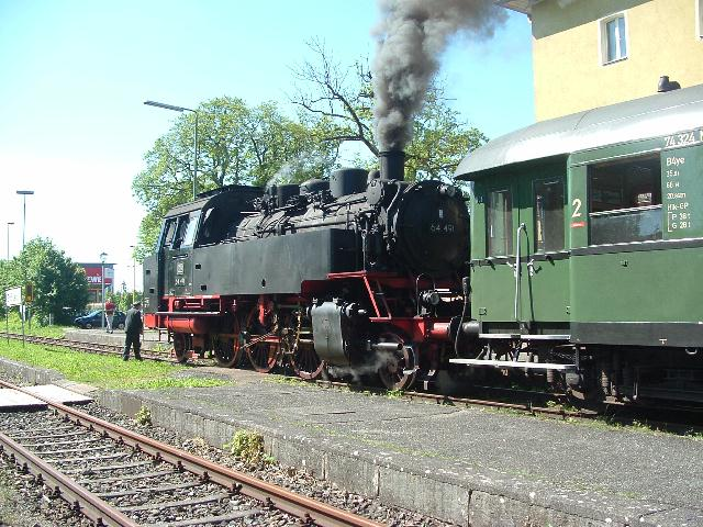 64 491 in Dinkelsbühl - 5.6.2010