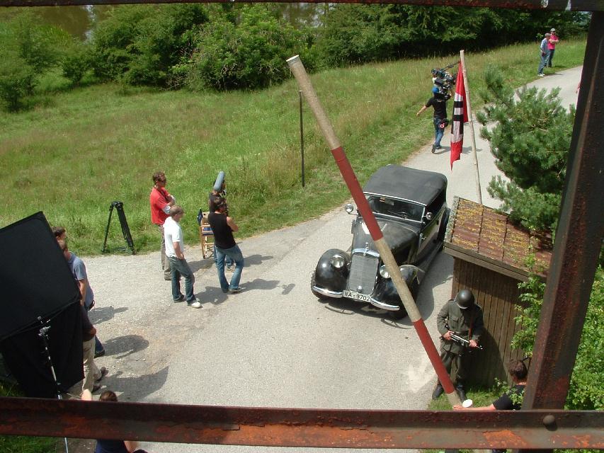 Filmaufnahmen Kaltenbronn 11.07.2011