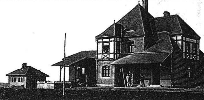 Bahnhof Herrieden