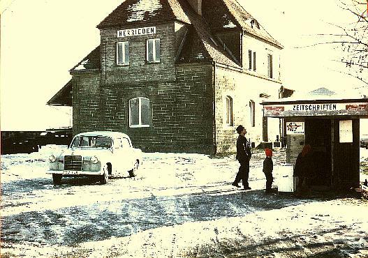 Bahnhofskiosk Herrieden
