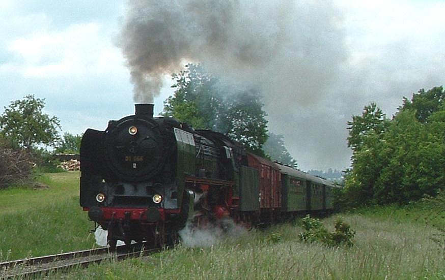 01 066 bei Deuenbach Pfingsten 2009
