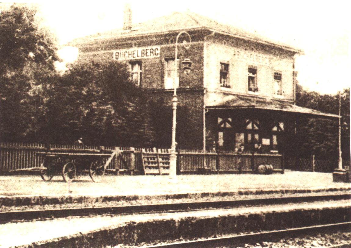 Bahnhof Büchelberg