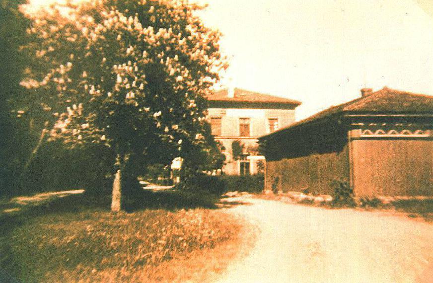 Bahnhof Büchelberg Straßenseite