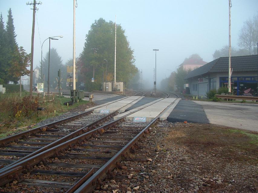 BÜ Feuchtwangen 08.10.2012