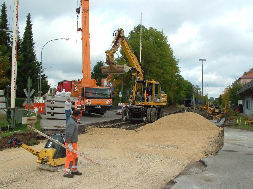 BÜ Feuchtwangen 28.09.2012