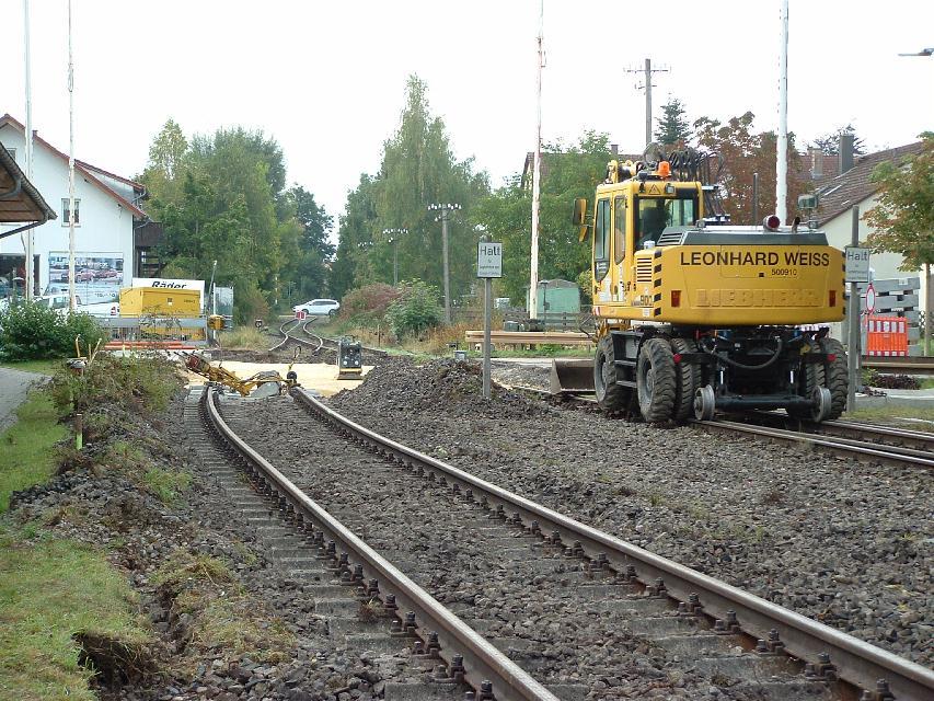 BÜ Feuchtwangen 29.09.2012
