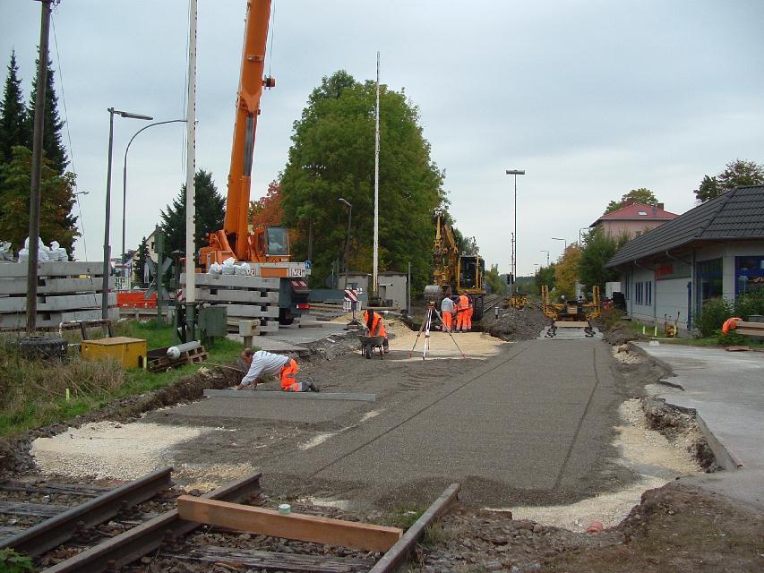 BÜ Feuchtwangen 01.10.2012