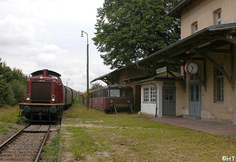 Coilzug in Wilburgstetten 2008