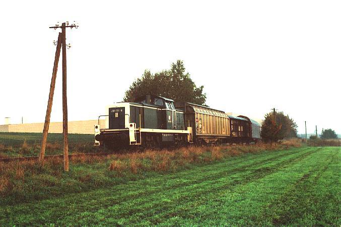 Üg bei Firma Deichmann 4.10.1995
