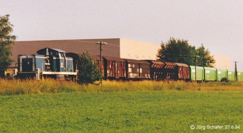 ÜG Dorfgütingen 27.06.1994