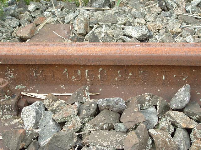S49 Schiene von 1960