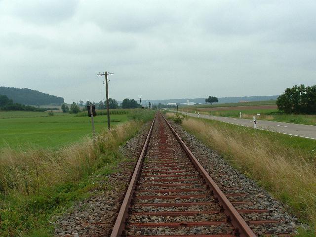 Zwischen Vehlberg und Dorfgütingen