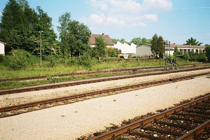 Seilspannwerke in Dinkelsbühl Sommer 1985