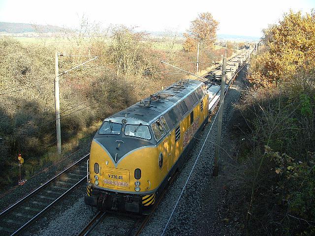 V 270.06 bei Atzenhofen 2007