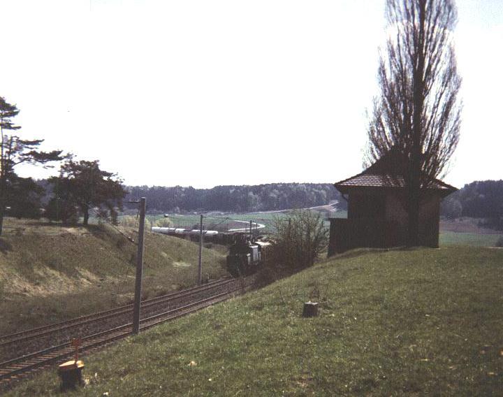 E 94 beim Bk Eichholz * 1987