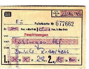 Feuchtwangen-Tübingen
