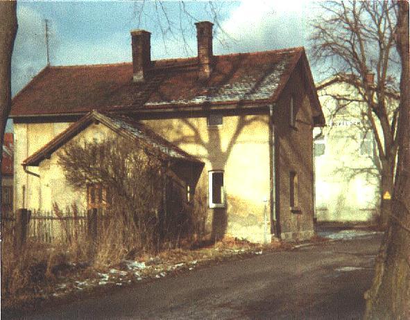 Schopfloch Februar 1984