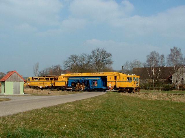"""""""Filstal -Express"""" bei Leiperzell am 16.3.2007"""