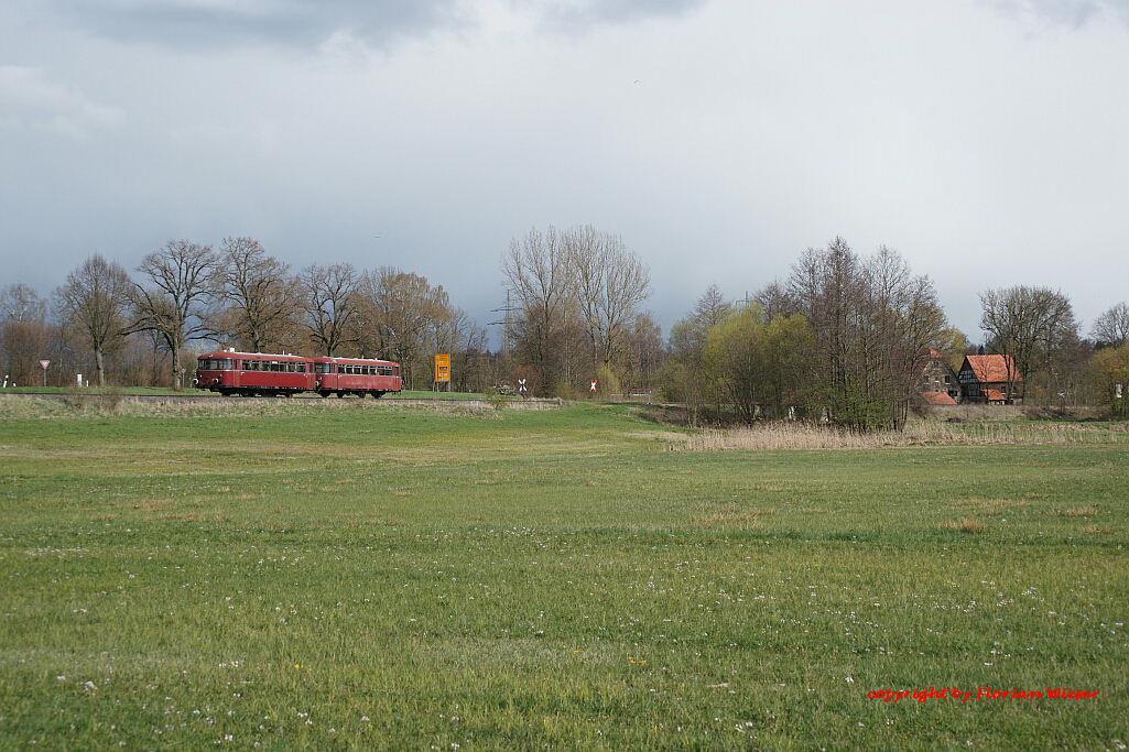 """""""Unsinnige Mühle"""" (Ölmühle) 22.04.2012"""